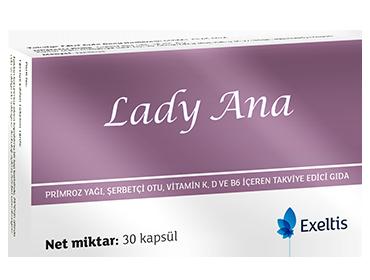 Kadın sağlığı için Neopenotran forte