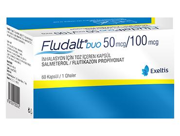 FLUDALT DUO 50 mcg / 100 mcg