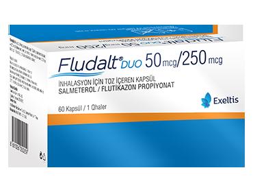 FLUDALT DUO 50 mcg / 250 mcg