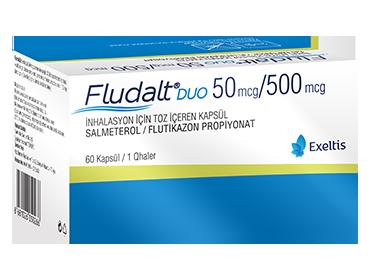 FLUDALT DUO 50 mcg / 500 mcg